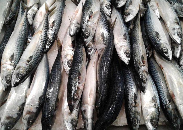 Aliments anti-âge : les poissons gras.