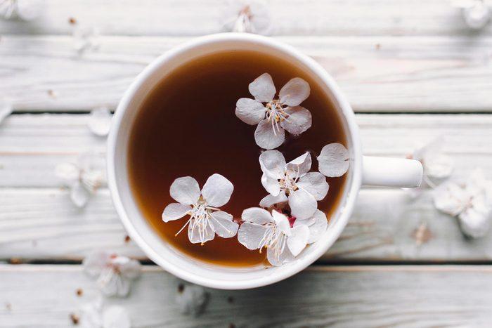Aliments anti-âge : le thé.