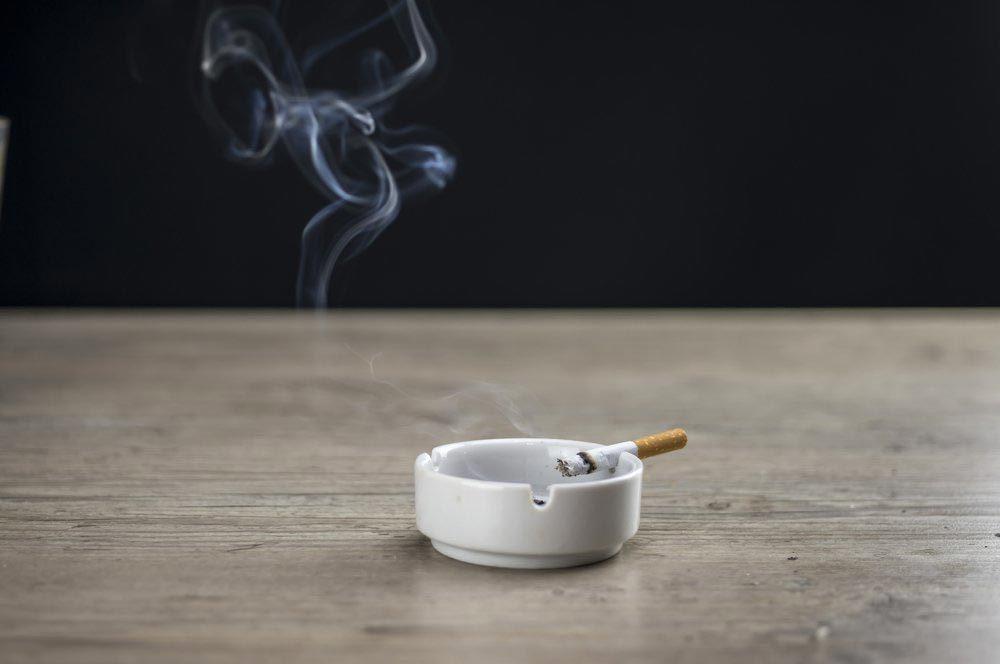 AVC : fumer est un facteur de risque.