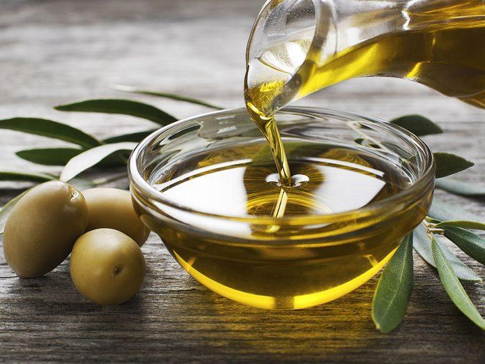 Misez sur les bienfaits santé de l'huile d'olive.