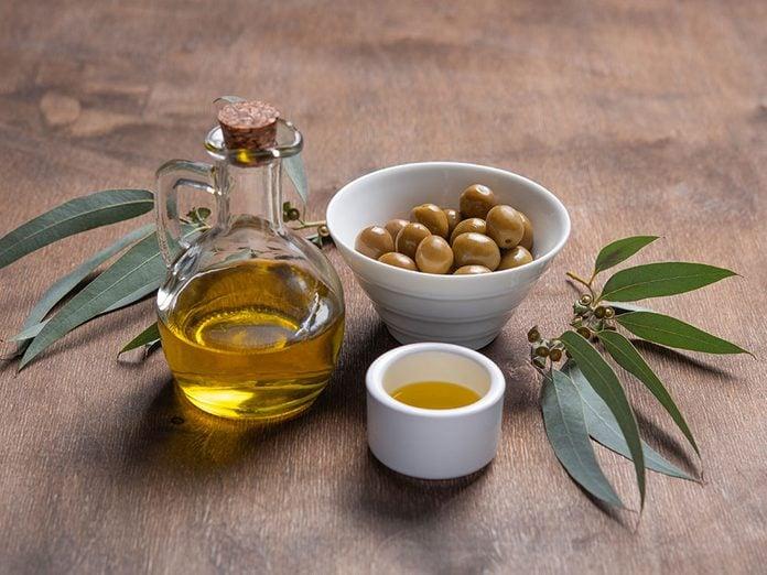 D'autres bonnes nouvelles sur les bienfaits de l'huile d'olive.