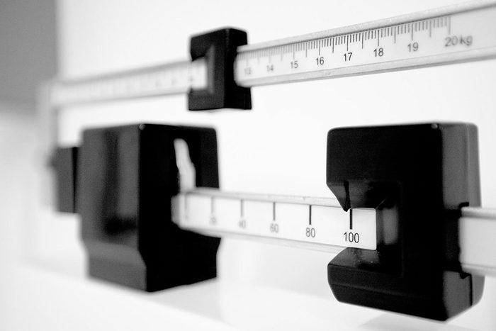Cancer col utérus : le poids est un facteur de risque.