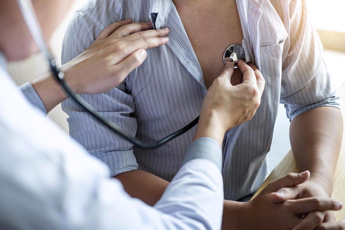 Le cancer des poumons est difficile à diagnostiquer.