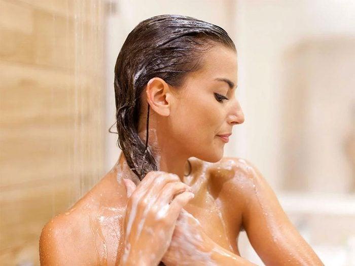 Faites un soin toutes les semaines si vous avez les cheveux fins.