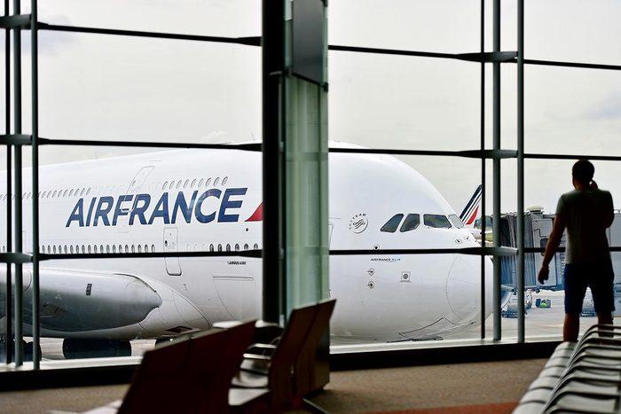 Les compagnies aériennes les plus propres au monde : Air France