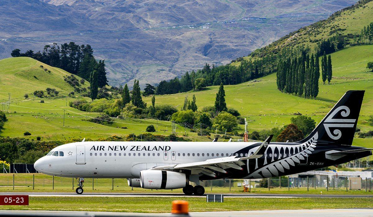 Les compagnies aériennes les plus propres au monde : Air New Zealand