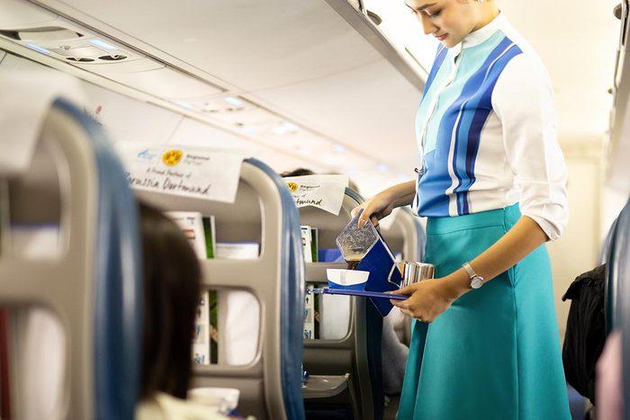 Les compagnies aériennes les plus propres au monde : Bangkok Airways