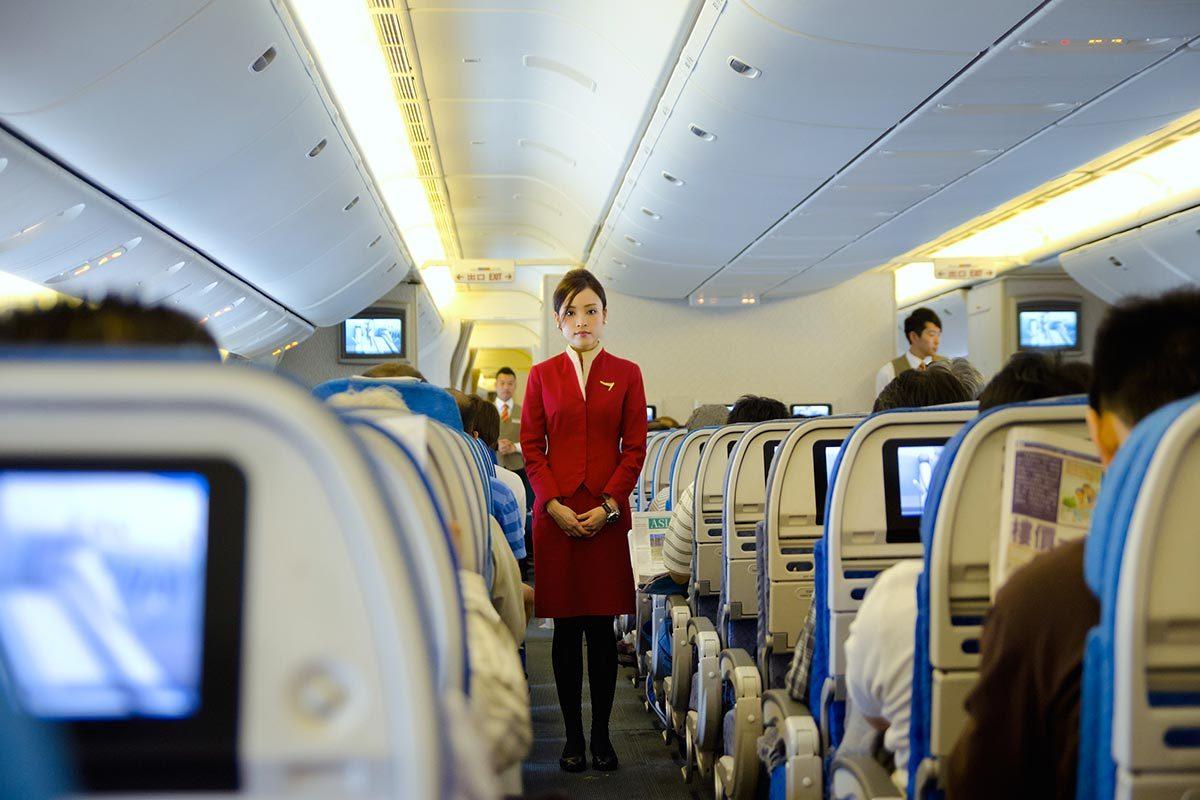 Les compagnies aériennes les plus propres au monde : Cathay Pacific Airways