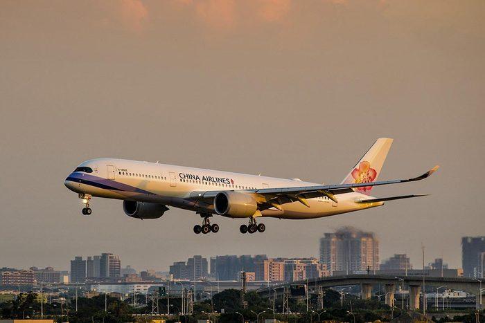 Les compagnies aériennes les plus propres au monde : China Airlines