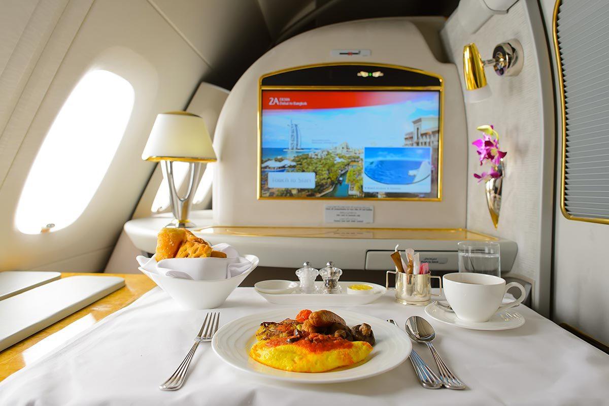 Les compagnies aériennes les plus propres au monde : Emirates