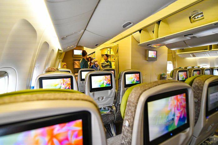 Les compagnies aériennes les plus propres au monde : EVA Air