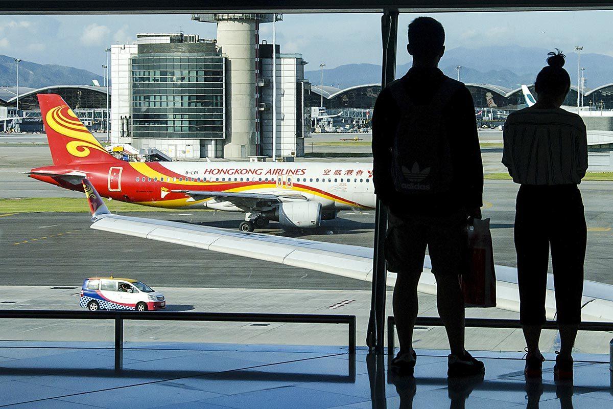 Les compagnies aériennes les plus propres au monde : Hong Kong Airlines