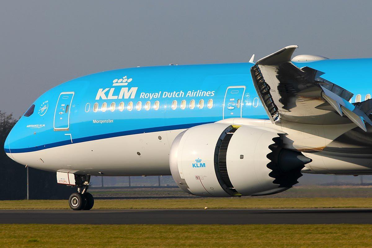Les compagnies aériennes les plus propres au monde : KLM Royal Dutch Airlines