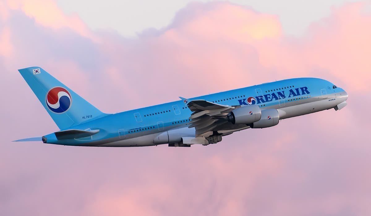 Les compagnies aériennes les plus propres au monde : Korean Air