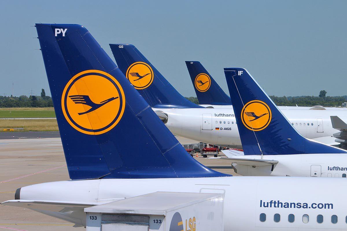 Les compagnies aériennes les plus propres au monde : Lufthansa