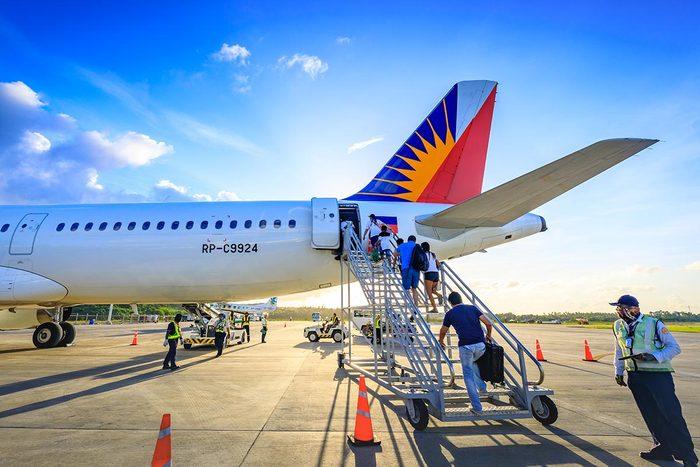 Les compagnies aériennes les plus propres au monde : Philippine Airlines