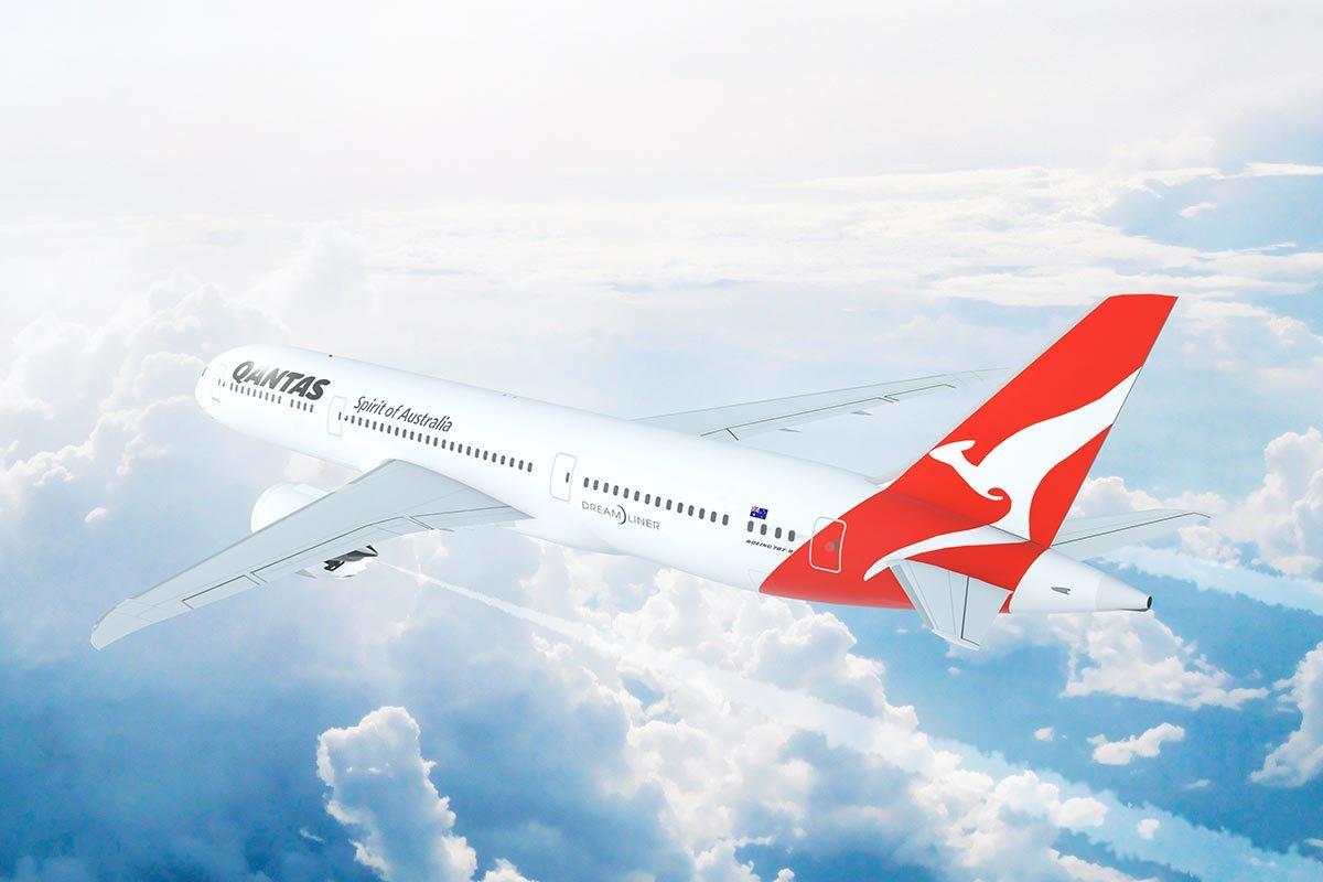 Les compagnies aériennes les plus propres au monde : Qantas Airways
