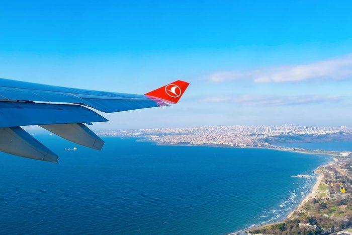 Les compagnies aériennes les plus propres au monde : Turkish Airlines