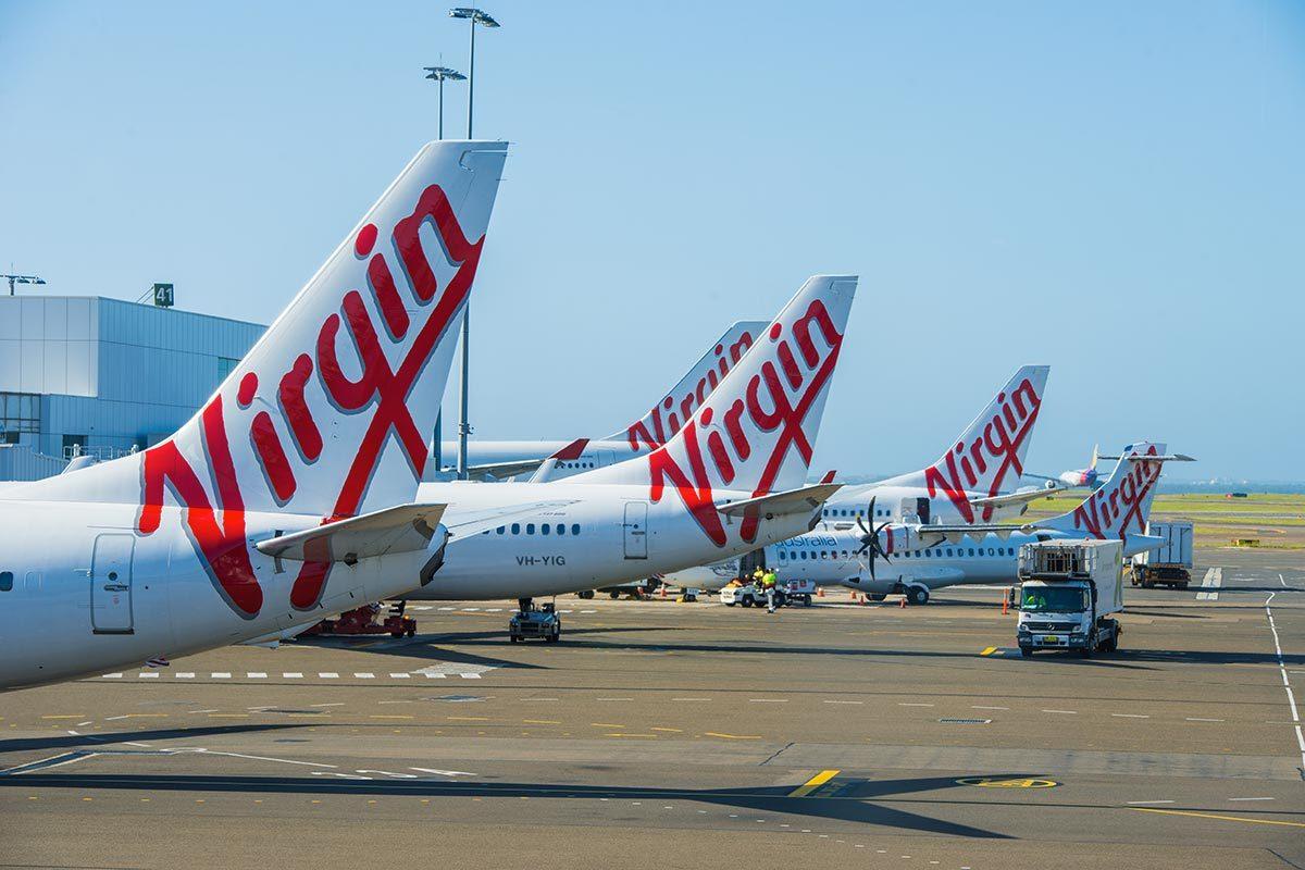 Les compagnies aériennes les plus propres au monde : Virgin Australia