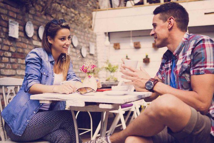 Vous pouvez avoir confiance en votre partenaire, s'il partage avec vous ce qu'il ressent.