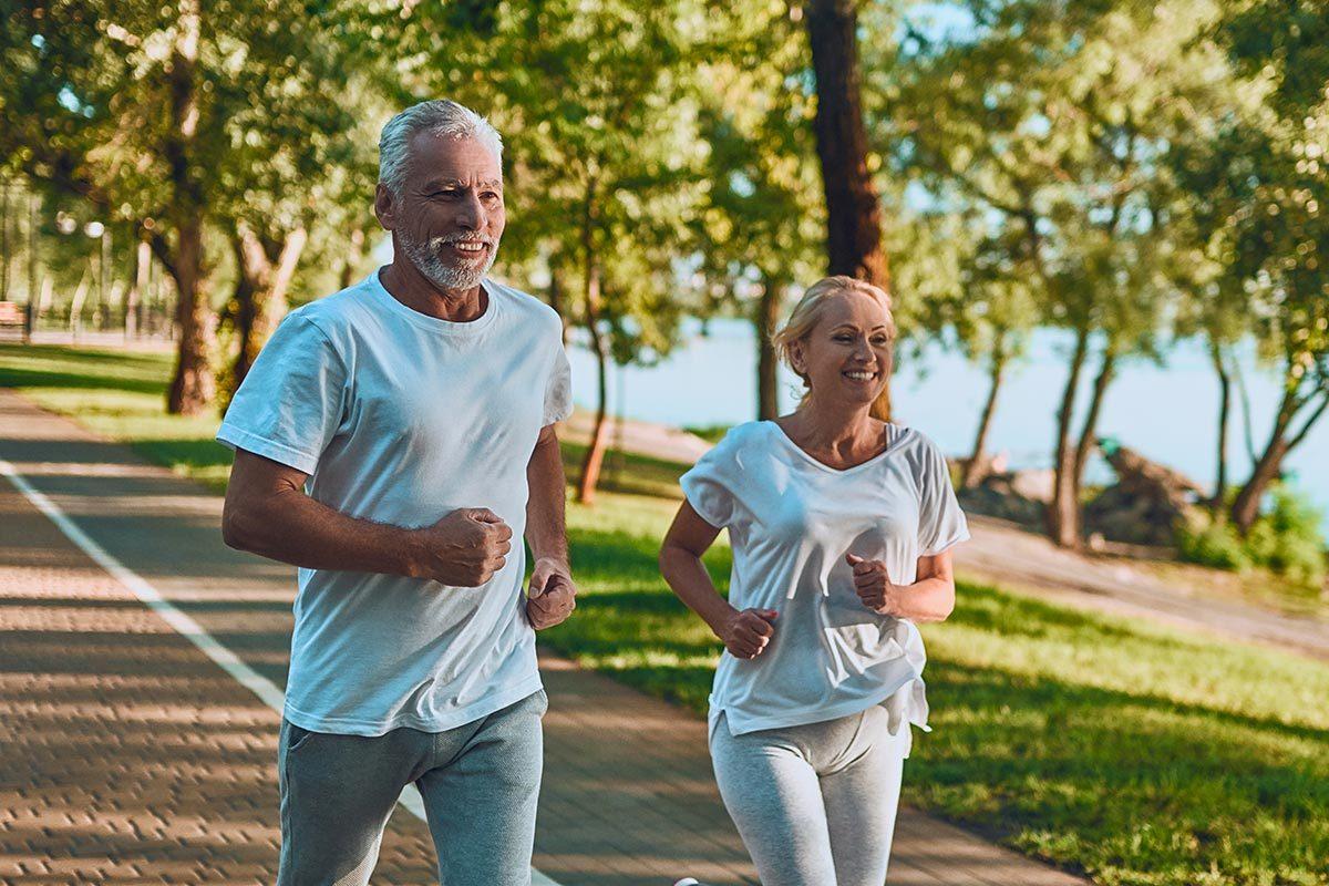 Prétexte pour ne pas courir : «J'ai passé l'âge de courir.»