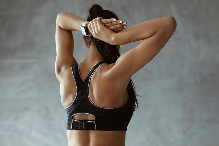 Prétexte pour ne pas courir : «Courir me fait mal aux seins.»