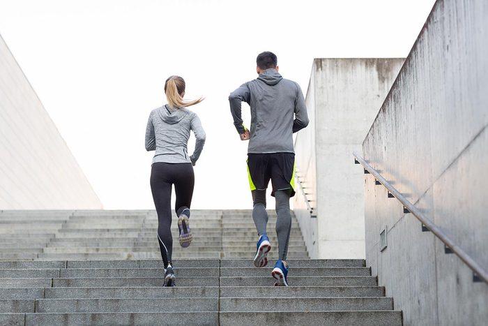 Prétexte pour ne pas courir : «Mon partenaire d'entraînement est absent cette semaine.»