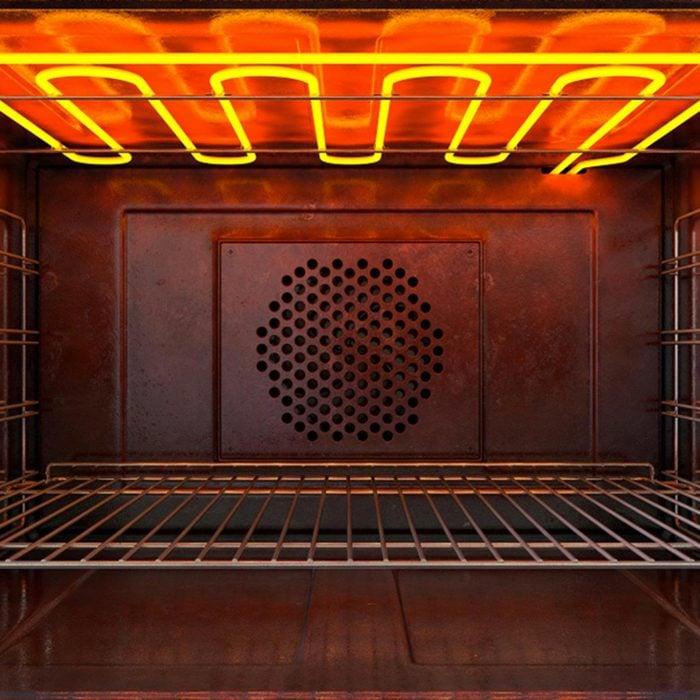 Pour cuisinier rapidement, n'attendez pas la fin du préchauffage.