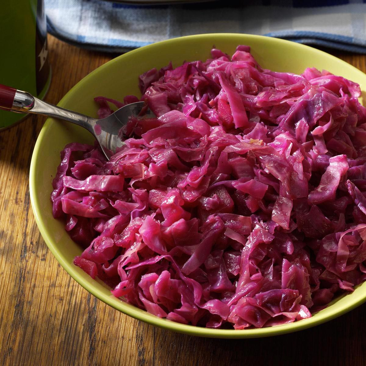 Pour cuisinier rapidement, faites des feuilles de chou « non farcies ».
