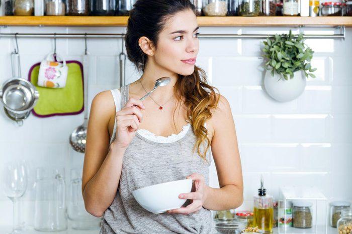 Préparer des déjeuners santé ne prend que 5 minutes.