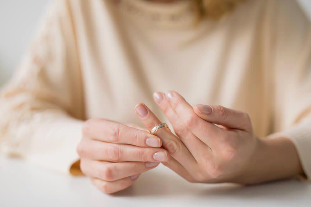 Pourcentage de mariages en ligne de rencontres qui finissent dans le divorce