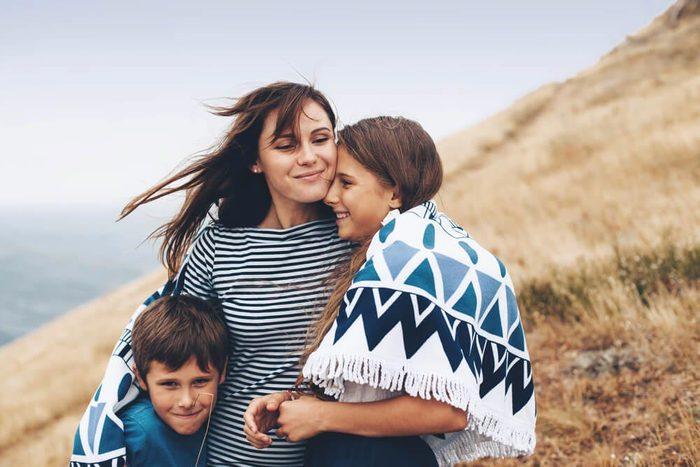 Le divorce permet de gagner le respect de ses enfants.