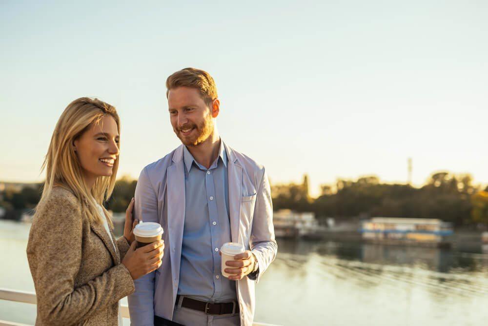 Le divorcer peut permettre de devenir ami avec son ex-mari.
