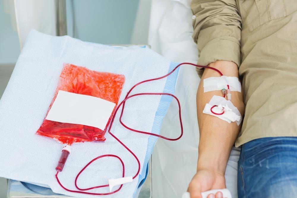 Don de sang : les plaquettes sont en très grande demande.