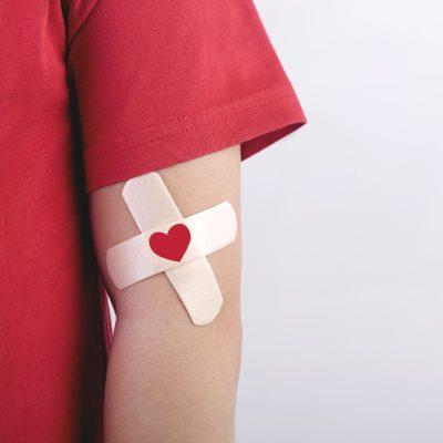 Don de sang : seulement 4% de la population en donne.