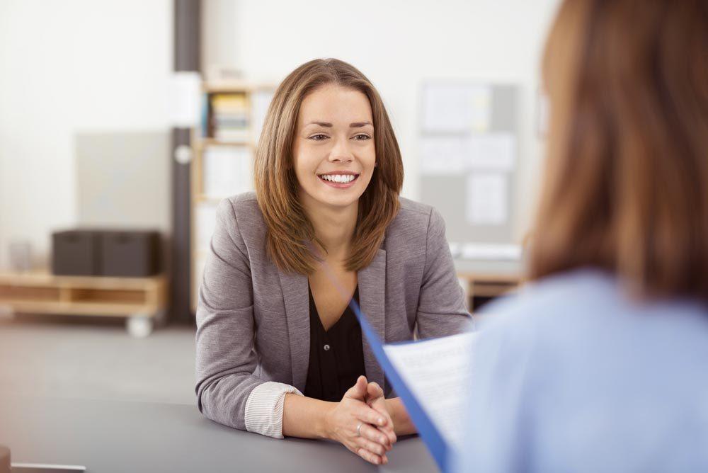 Emploi entrevue : préparez des sujets de discussion.