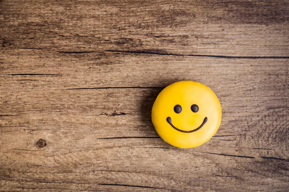 Explications : pourquoi le « smiley » symbolise-t-il la joie?