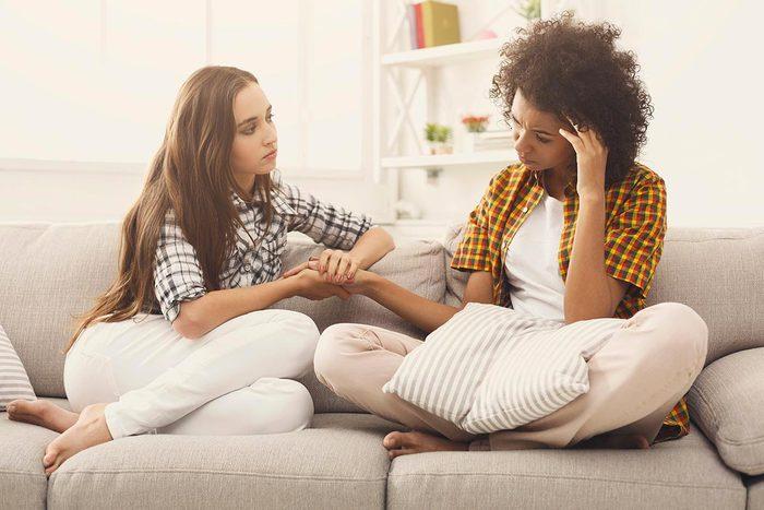 """Si une amie fait une fausse couche, évitez de lui dire """"ça va aller."""""""