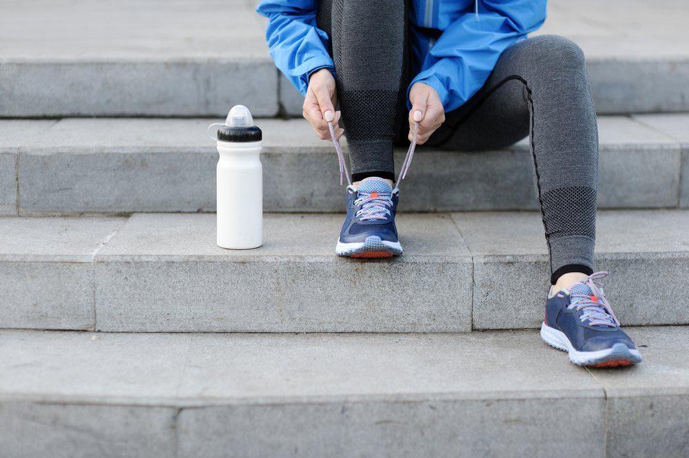 Une femme de 50 ans et plus a plus de mal à perdre du poids.
