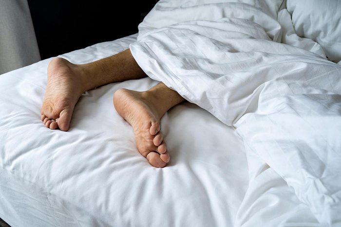 Une femme de 50 ans et plus doit se méfiez de l'apnée du sommeil.