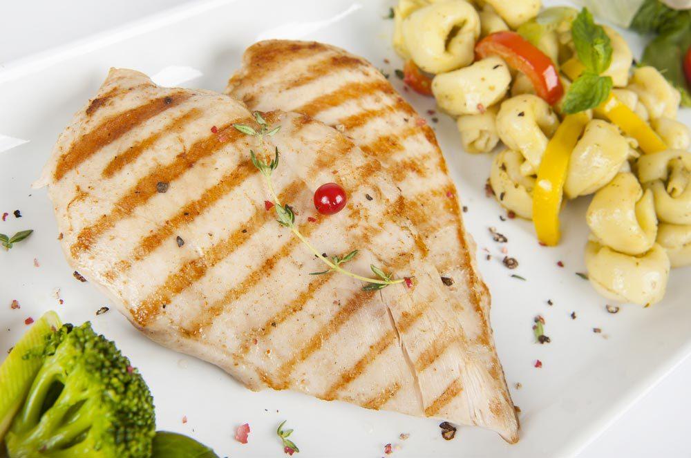 Habitudes alimentaires : consommez plus de viande maigre.