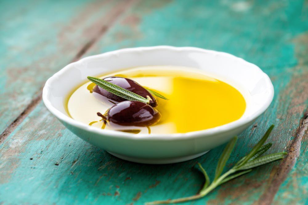 L'huile d'olive a de nombreux bienfaits santé.