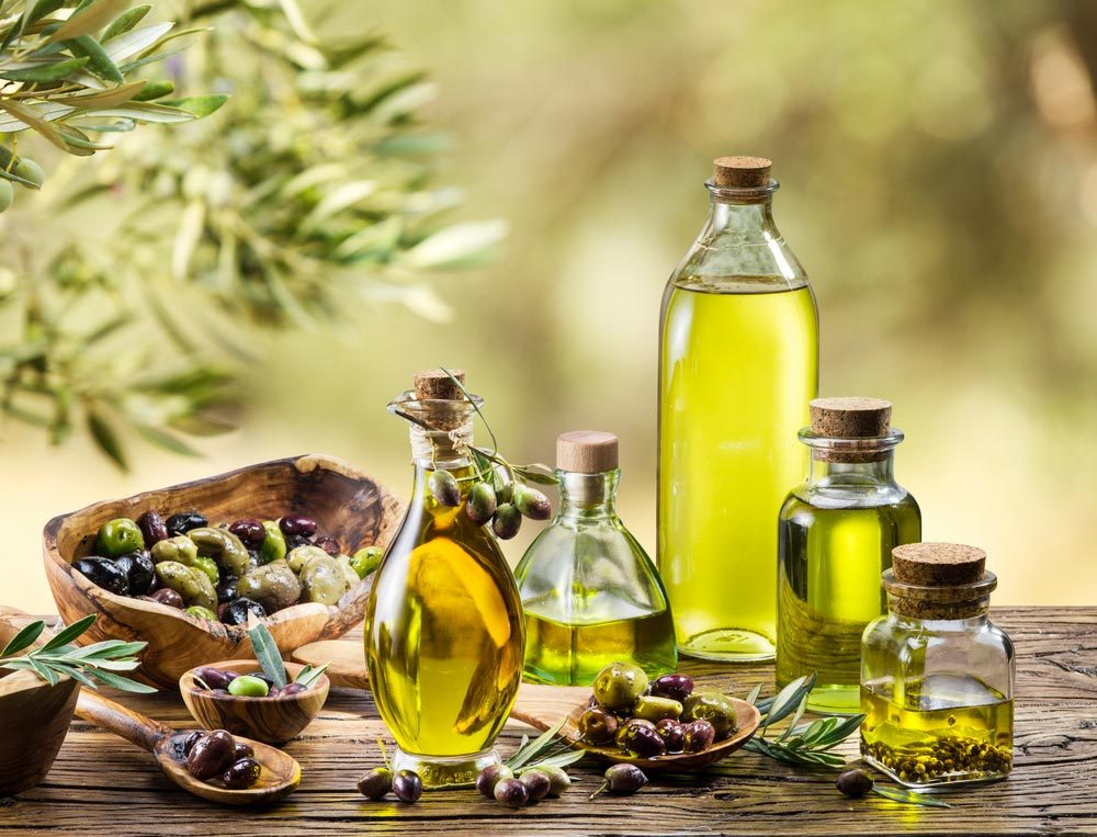 The incredible benefits of olive oil on your health