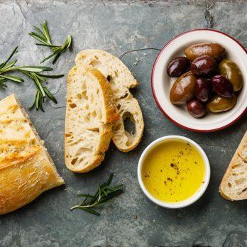 Profitez des vertus de l'huile d'olive.