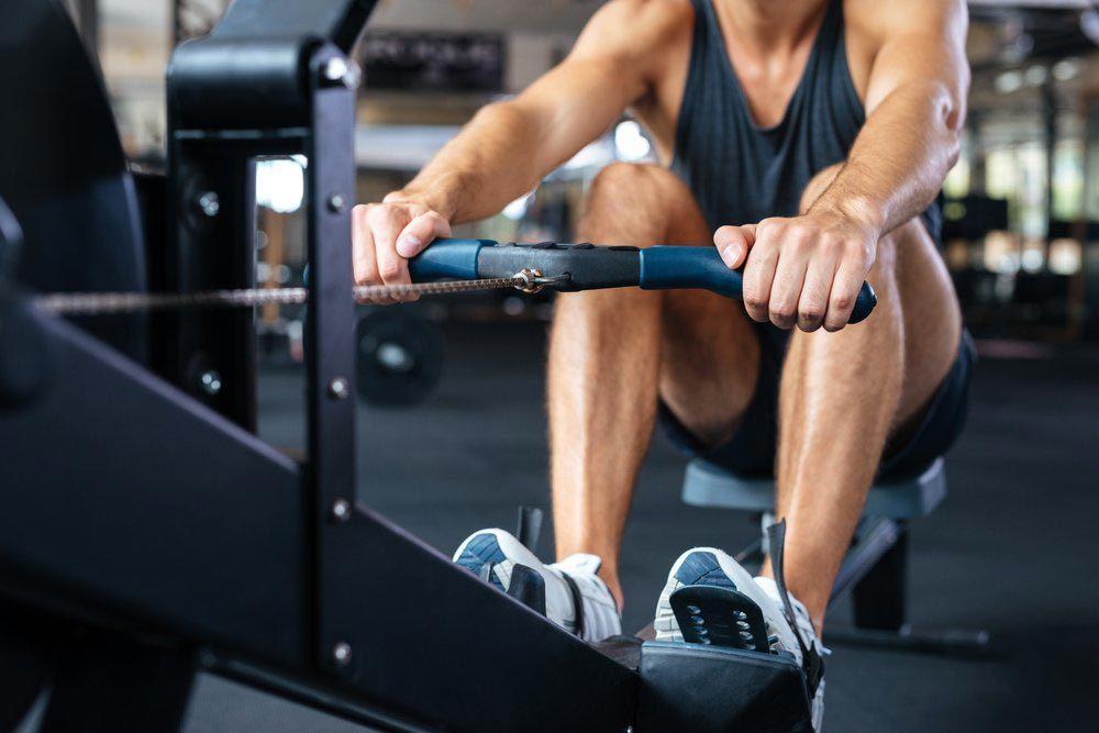 Infections que vous pouvez attraper au gym : l'eczéma marginé (tinea cruris).