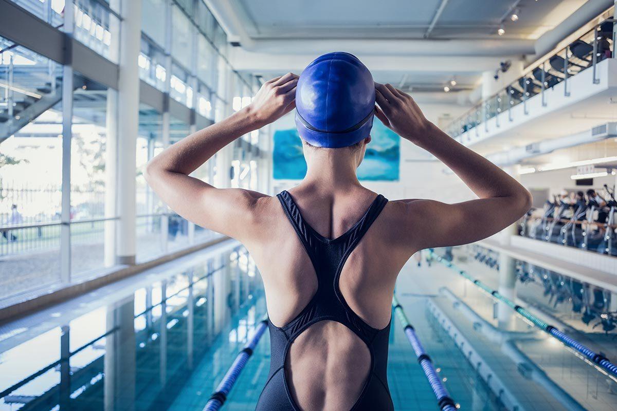 Infections que vous pouvez attraper au gym : le molluscum contagiosum.