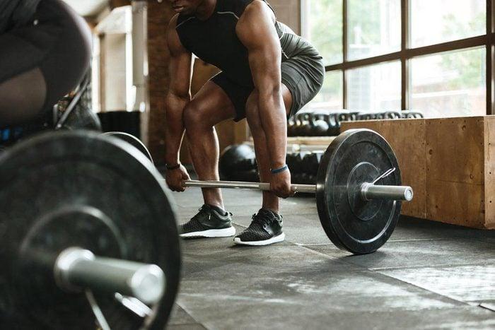 Infections que vous pouvez attraper au gym : le staphylocoque doré.