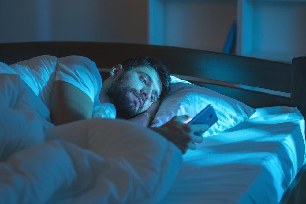 Maladie technologie : insomnie