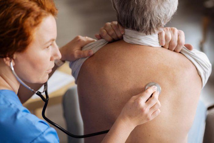 Maladies détectables avec l'odorat : le cancer du poumon.