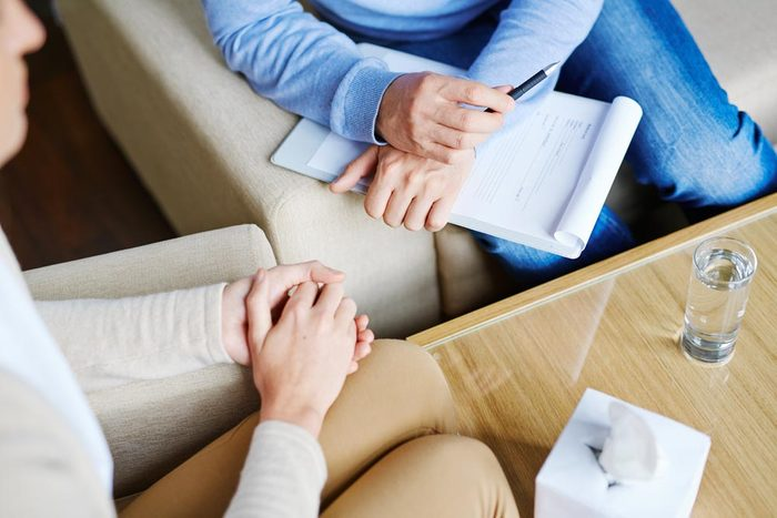 Maladies détectables avec l'odorat : les troubles psychiatriques
